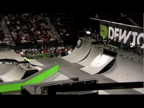 (All Runs) BMX Park Finals: Dew Action Sports Tour Portland, Oregon