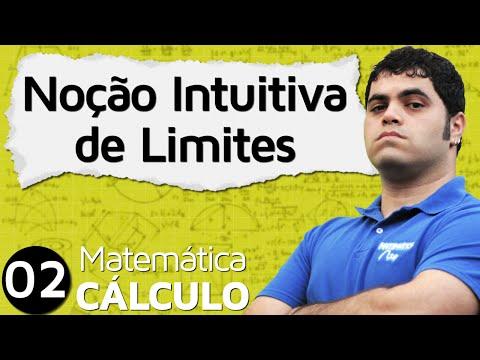 2 - CÁLCULO I - NOÇÃO INTUITIVA DE LIMITES com Newton, Leibniz e Neymar | Matemática Rio