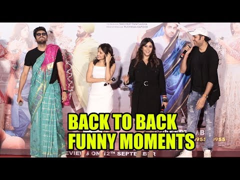 Ayushman Khurana Back To Back Funny Moment At Dream Girl Official Trailer Launch Mp3
