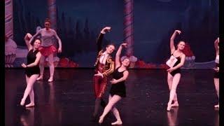 Maine State Ballet: Thurs Night Rehearsal ~