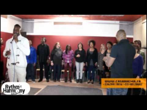 Nouveau Cours de chant gospel à paris RNH SCHOOL