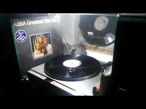 Abba-Take A Chance On Me- 1977 Vinyl