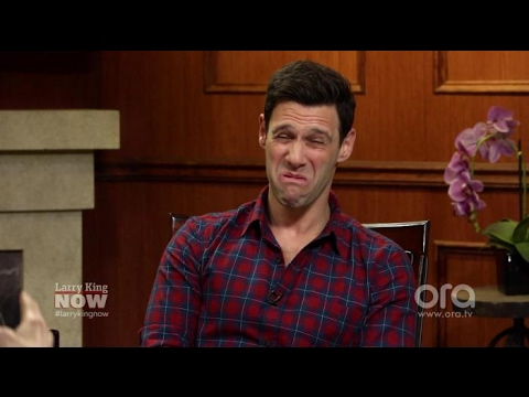 If You Only Knew: Justin Bartha  Larry King Now  Ora.TV