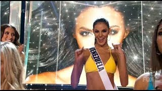 (ENGLISH HD) Miss Universe 2017 - Top 10 Announcement