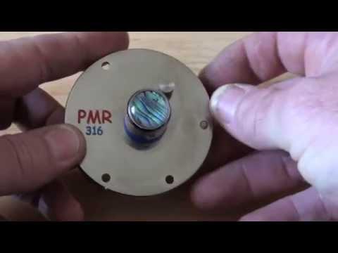 Abu 5500 & 6500 PMR Bespoke Custom 316 Marine Grade Stainless Steel Center Magged Side Plate Update