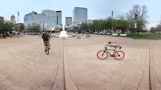 Bike Riding in 360°