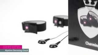 видео Аксессуар для электростимуляции Mystim Double Dan