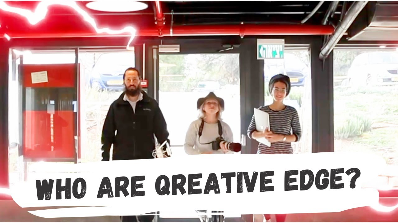 Who are Qreative Edge?
