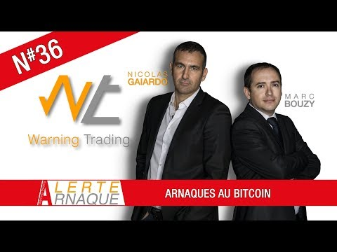 01122017 Alerte Arnaque : L'arnaque au Bitcoin