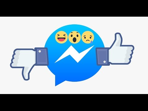 Facebook Testing Dislike Button Reactions In Messenger Video