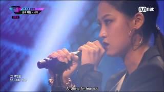 (ENG SUB) [Unpretty Rapstar 3 Ep. 7] Nada - Nothing @7th Track Solo Battle