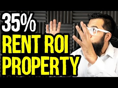 How to Make 35% Profit Per Year from Property | Azad Chaiwala Show