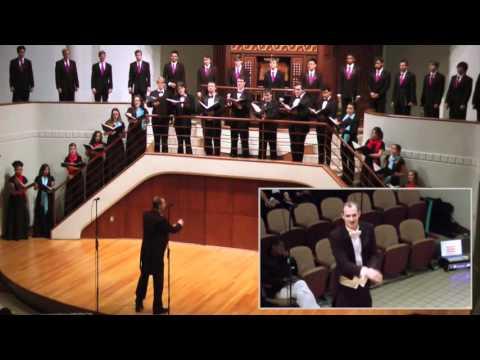 Heilig, Felix Mendelssohn - KU Chamber Singers - Christopher Smith, conductor