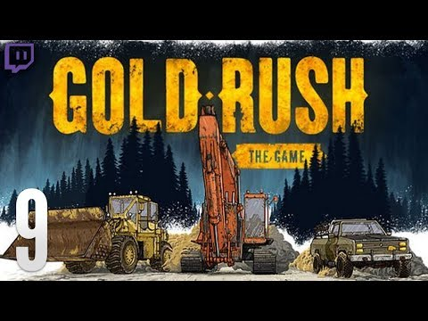 Gold Rush: The Game: Setting Up The Magnetite Machine - Part 9 (Let's Play / Gameplay / Walkthrough)