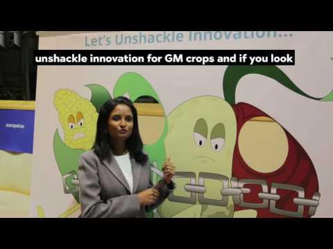 GM Crops in Asia & Vandana Shiva - Mahaletchumy Arujanan, MABIC