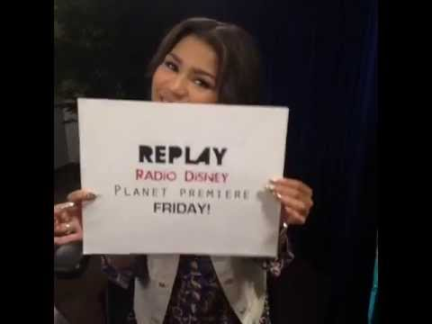 Zendaya Replay -Radio Disney