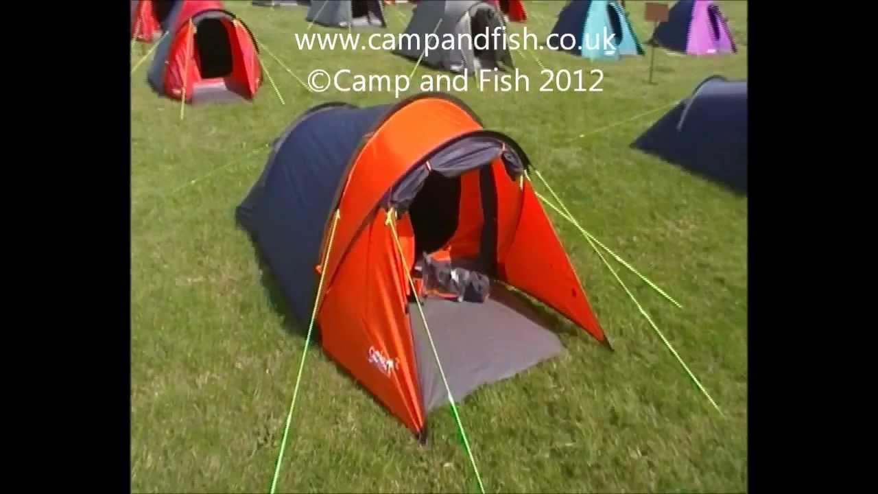 Gelert Chinook 2 Tent & Gelert Chinook 2 Tent - YouTube