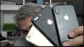 cual comprar iPhone 8, iPhone 8 Plus o iPhone X?