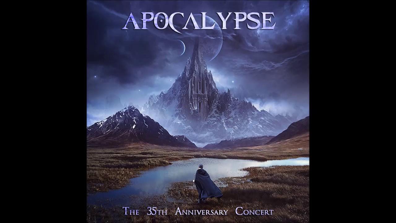 Download Apocalypse 35th Anniversary Concert - Album promotional Trailer 2019