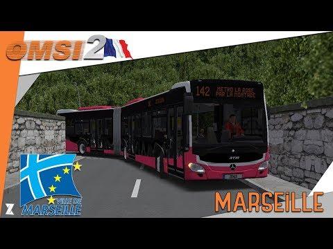 🚌OMSI 2 | RTM Marseille - Mercedes Citaro GC2 : Retour en France !