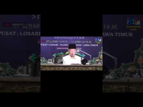 Shiddiqiyah Kyai Moch Muchtar Mu Thi Doa Bulan Rajab Sya Ban Dan Ramdhan
