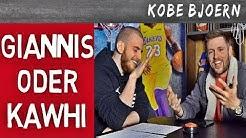 Giannis oder Kawhi der Beste NBA Spieler 2020??   Debatte vs C-Bas