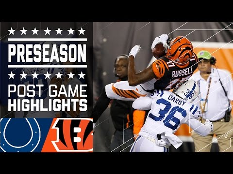 Colts vs. Bengals | Game Highlights | NFL