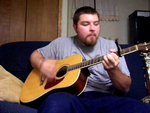 Eric Church - Two Pink Lines (Ben Shoop - COVER)