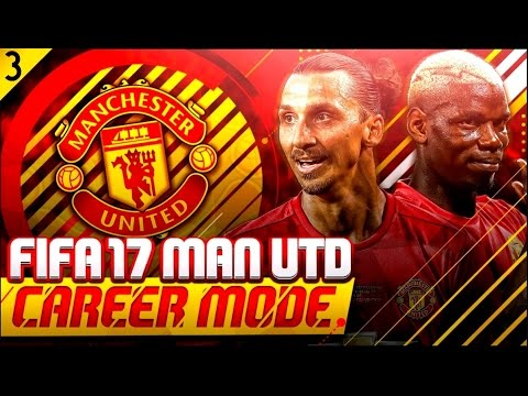 FIFA 17 Manchester United Storyline Career Mode: ROONEY HURTS  JOSE MOURINHO! EP 3