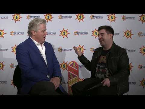 Tom Wilson  Supanova 2017 Perth   Back to the Future