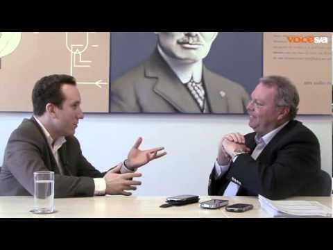 Oscar Clarke, da HP do Brasil - AGENDA DO CEO