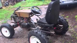 traktorek sam