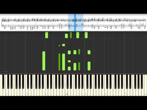 Bridge Over Troubled Water - Simon & Garfunkel (Piano Accompaniment & Tutorial)