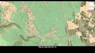 Đường đi Cực Đông từ Tuy Hòa (trạm xe Thuận Thảo) Thumbnail