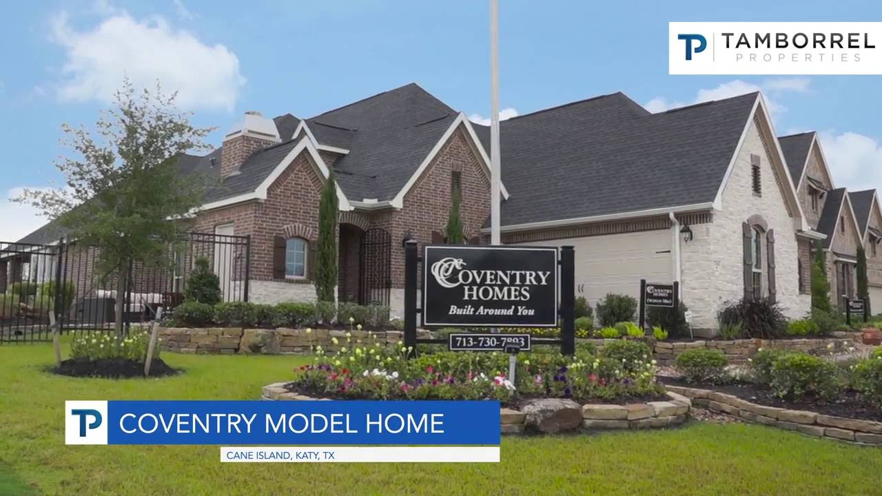 Cane island new homes in katy texas coventry homes for Coventry home builders