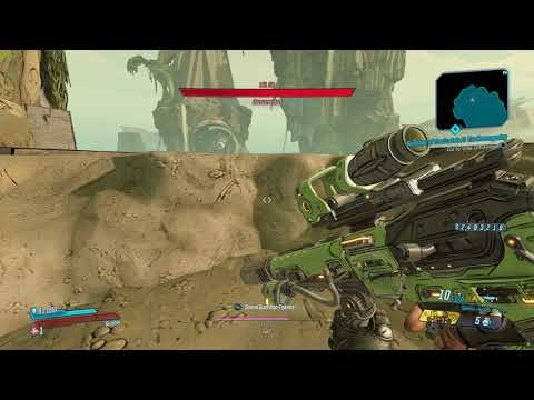 Moze Graveward 1-shot with Kaoson - Mayhem 10