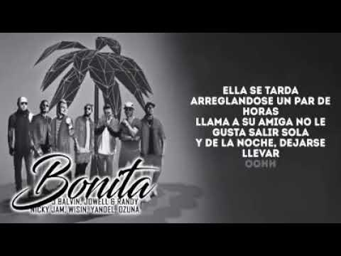 Bonita (Official Remix) DESCARGAR