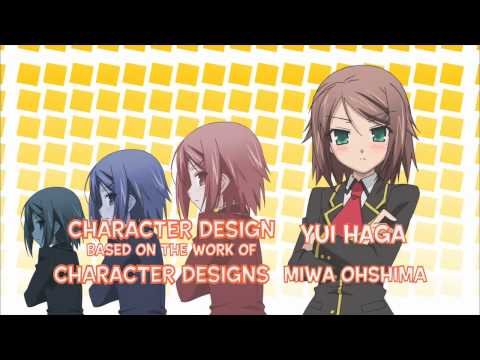 Baka And Test Opening HD