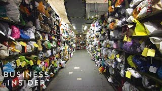 How Transport For London Organizes 340,000 Lost Items