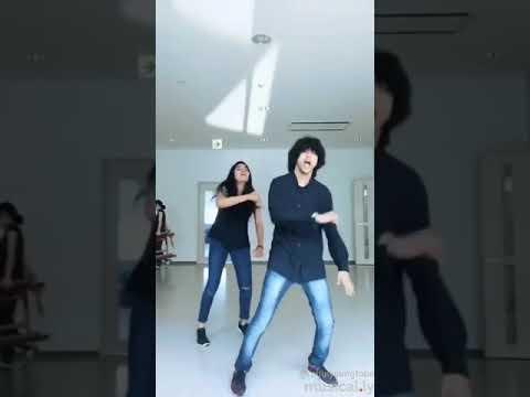 Ragul dubsmash dance for premam song