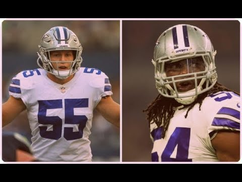 Leighton Vander Esch & Jaylon Smith vs The Rams Rbs || Dallas Cowboys Film Session
