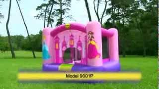 Детский батут Happy Hop арт. 9001p(http://www.mirzabav.ru/happy-hop-9001p Яркое цветовое решение этой модели произведет впечатление на любого ребенка. Количес..., 2013-11-25T06:49:09.000Z)
