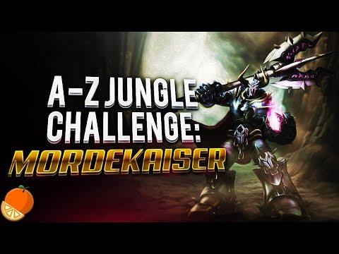 Mordekaiser Jungle - A To Z Challenge!