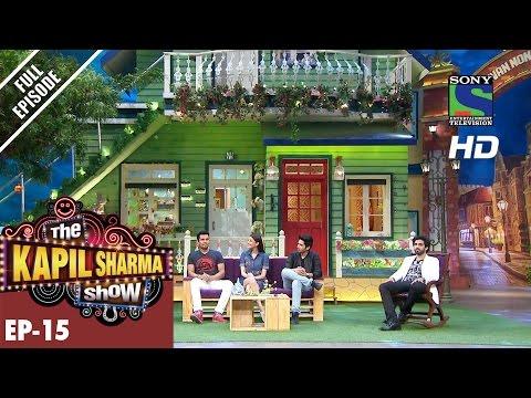 The Kapil Sharma Show - दी कपिल शर्मा शो–Ep-15-Do Lafzon Ki Kahani with Kapil –11th June 2016