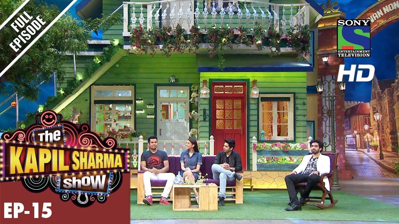 Download The Kapil Sharma Show - दी कपिल शर्मा शो–Ep-15-Do Lafzon Ki Kahani with Kapil –11th June 2016