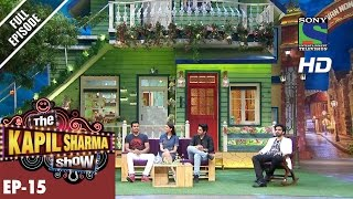The Kapil Sharma Show - दी कपिल शर्मा शो–Ep-15-Do Lafzon Ki Kahani With Kapil –11th June 2016