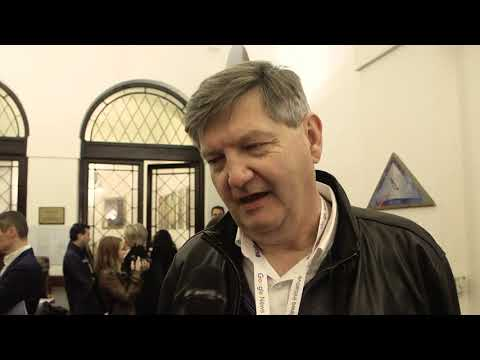 #IJF18 - Interview with James Risen