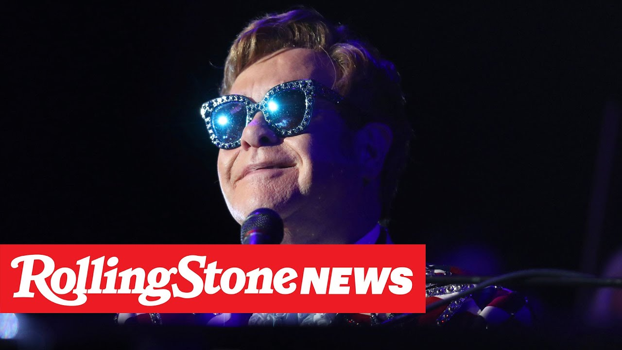 Elton John Announces 'Farewell Yellow Brick Road' Tour Makeup Dates | RS News 9/23/20