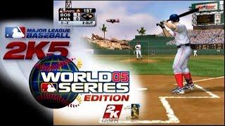 Major League Baseball 2K5: World Series Edition ... (PS2)