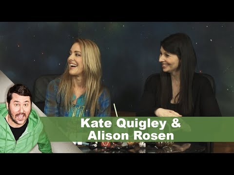 Kate Quigley & Alison Rosen   Getting Doug with High